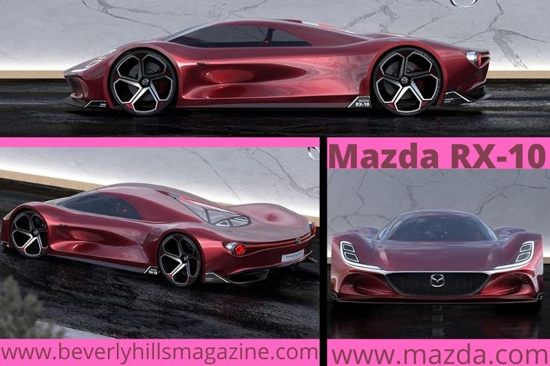 Japanese Hypercar: The Mazda RX-10 #beverlyhills #beverlyhillsmagazine #mazda #mazdarxconcept #longtailconcept #mazdarx-10 #fastcar #luxurycar #dreamcar #coolcar #cars #carmagazine #popularcarmagazine #maximillianschneider #hypercar #sportscar #lemanrace #trackrace #racecar