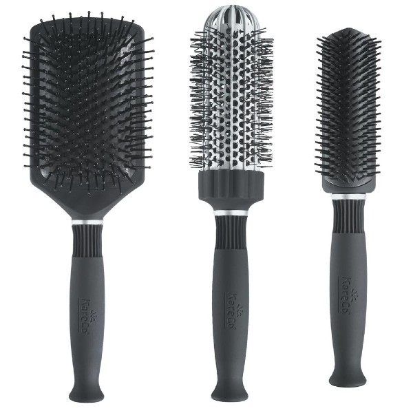 Beverly Hills Magazine cool gifts to give Kare Co Wavy Brush Pack #bevhillsmag #kareco #wavybrushpack #hairstyling