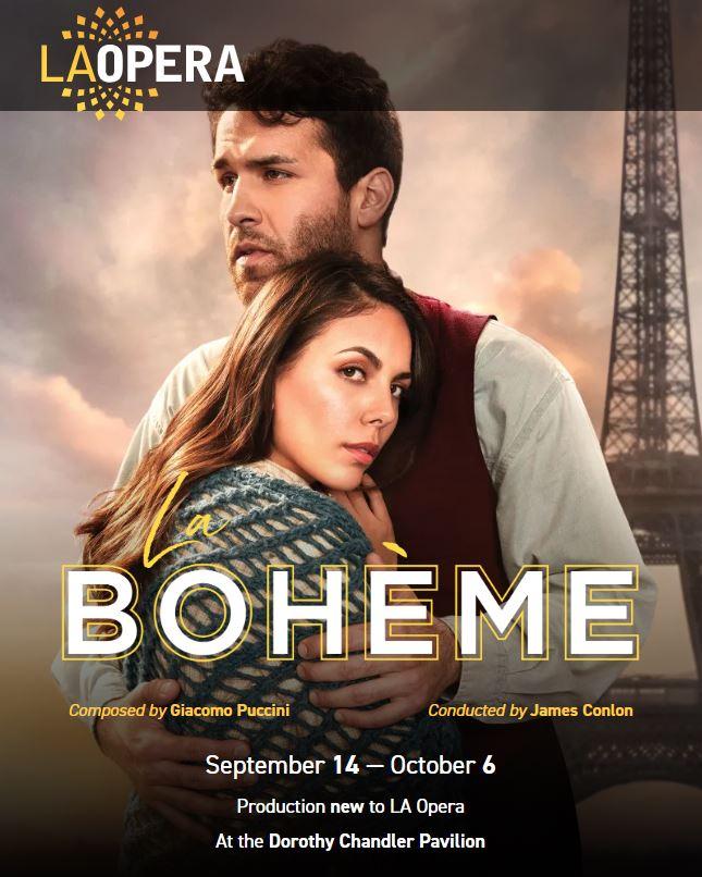 LA Opera Presents La Boheme 2019