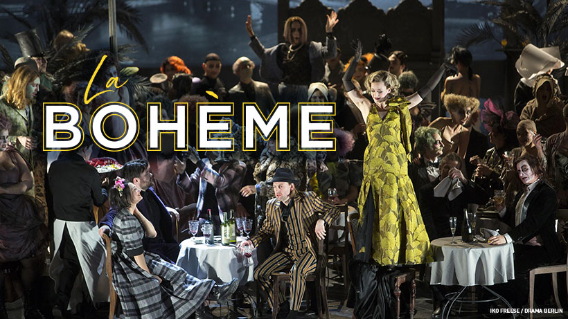 LA Opera Presents La Boheme 2019 #opera #losaneges #operas #theatre #love #laboheme #beverlyhills #beverlyhillsmagazine #bevhillsmag