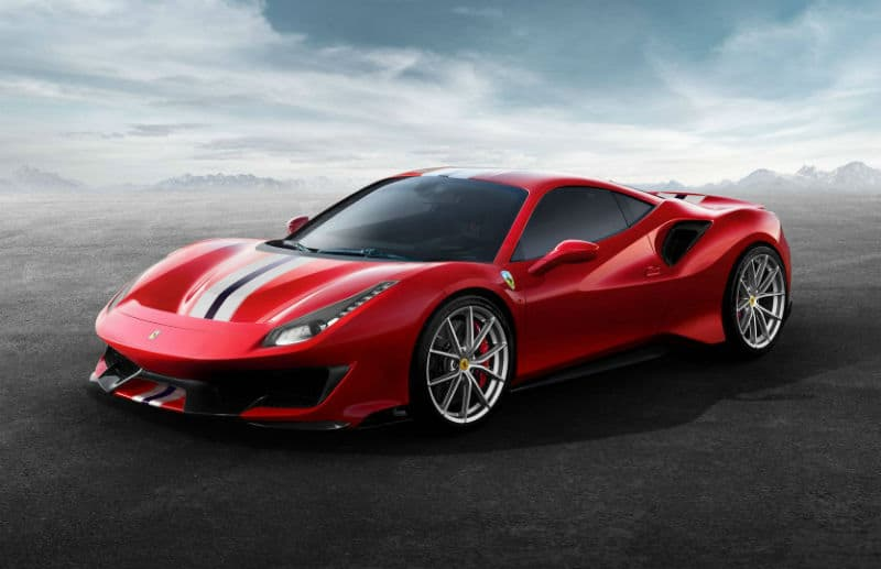 Dream Cars: Ferrari 488 Pista ⋆ Beverly Hills Magazine