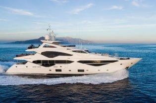 Luxury Motor Yacht: The Angelus 132 #sunseeker #angelus132sunseeker #angelus132 #motoryacht #luxurymotoryacth #superyacht #unitedkingdommotoryacht #Britishsuperyacht #luxury #yacht #yachts #yachtlife #yachting