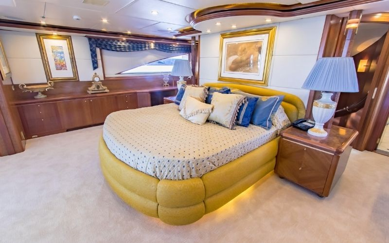 Luxury Yacht The Cabernet 147' from Sensation #beverlyhills #beverlyhillsmagazine #bevhillsmag #yachtingvessels #yachtlife #yachts #luxuryyacht #cabernet #sensationyachts #motoryacht #superyacht