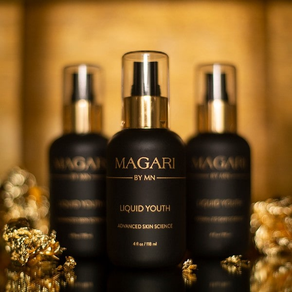 Beverly Hills Magazine Magari Beauty Product