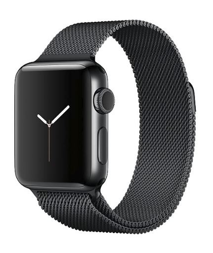 Black Apple Watch. BUY NOW!!! #smatwatch #fashion #watches #style #shop #shopping #clothing #beverlyhills #styleformen #beverlyhillsmagazine #bevhillsmag