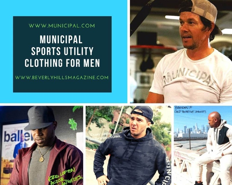 Cool fitness style for men: Municipal #bevhillsmag #beverlyhillsmagazine #beverlyhills #fashion #municipal #fitness sytle
