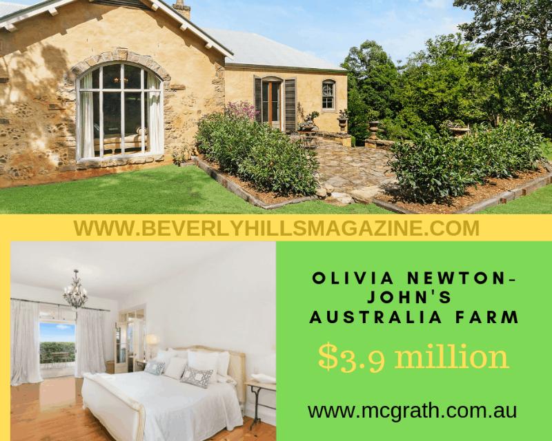 Olivia Newton-John's Australia Farm #dreamhomes #realestate #homesforsale #celebrityhomes #celebrityrealestate ##mansions #estates #beverlyhills #australia #mcgrath #beverlyhillsmagazine #luxury #exclusive #luxurylifestyle #beautiful #life #beverlyhills #BevHillsMag @mcgrathestateagents