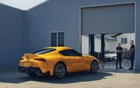 New Fast Car: The 2021 Toyota Supra #coolcars #dreamcars #luxurycars #cars #fastcars #sportscars #carmagazine #popularcarmagazine #bevhillsmag #beverlyhills #beverlyhillsmagazine #supra #2020toyotasupra #2021toyotasupra #toyotagrsupra #toyota