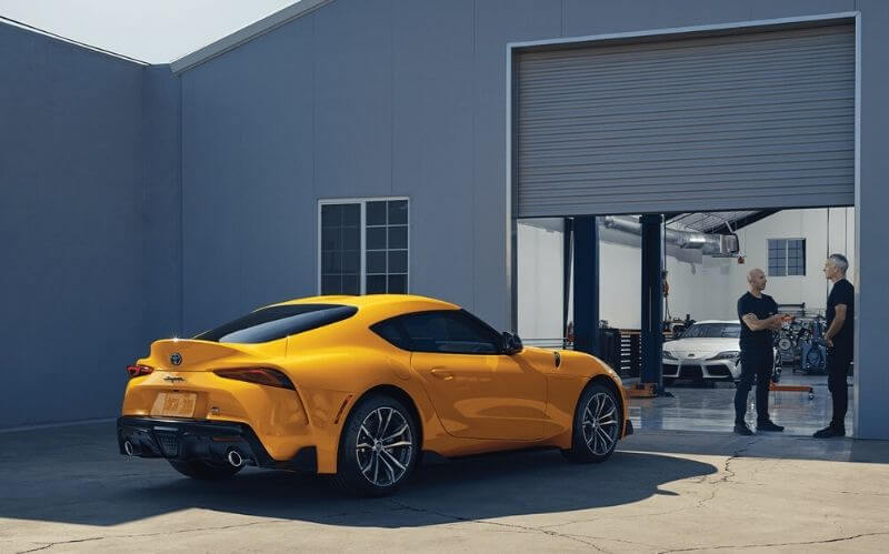 New Fast Car: The 2021 Toyota Supra #coolcars #dreamcars #luxurycars #cars #fastcars #sportscars #carmagazine #popularcarmagazine #bevhillsmag #beverlyhills #beverlyhillsmagazine #supra #2020toyotasupra #2021toyotasupra #toyotagrsupra #toyota