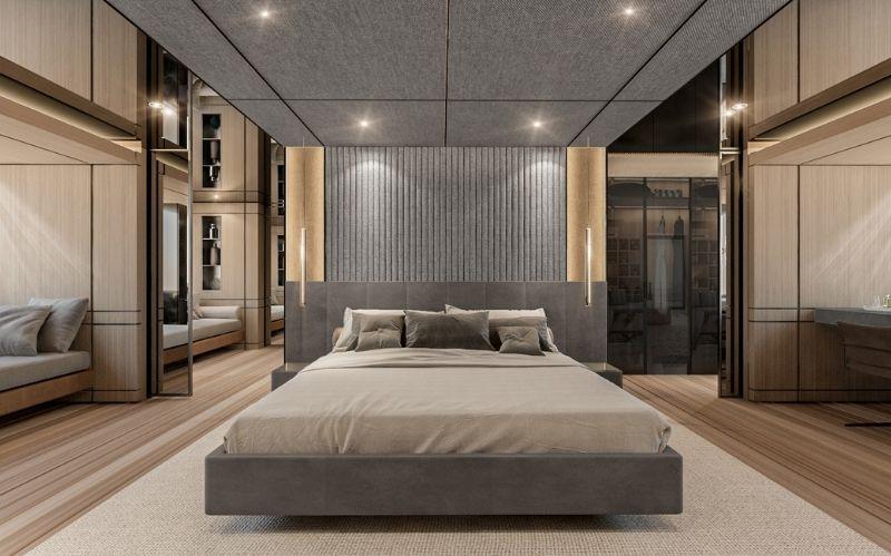 New Luxury Yacht: The Conrad C144S #beverlyhills #beverlyhillsmagazine #bevhillsmag #coolyacht #perfectyacht #luxuryyacht #superyacht #motoryacht #conrad #conradc1442