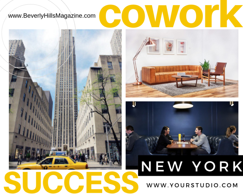 Top 5 Cities To Have A Business Office #business #coworkspace #coworking #cowork #beverlyhills #bevhillsmag #beverlyhillsmagazine #success #newyork #entrepreneurs