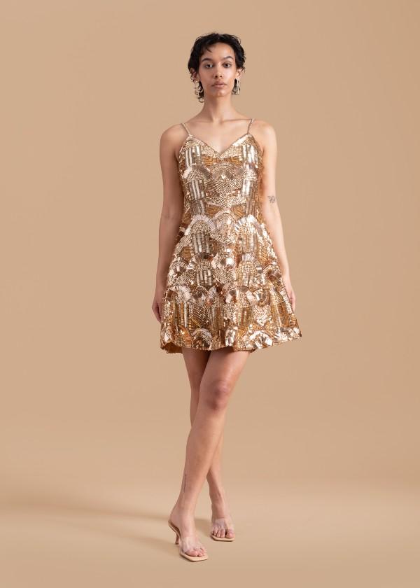 Beverly Hills Magazine Onalaja The Talitha Dress