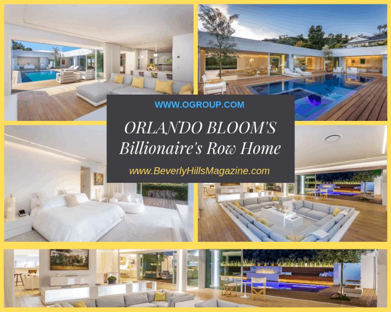 "Orlando Bloom's ""Billionaire's Row"" Home #USA #dreamhomes #orlandobloom #luxury #realestate #homesforsale #celebrity #celebrityhomes #georgia #celebrityrealestate #realestate #dreamhomes #beverlyhills #bevhillsmag #beverlyhillsmagazine"