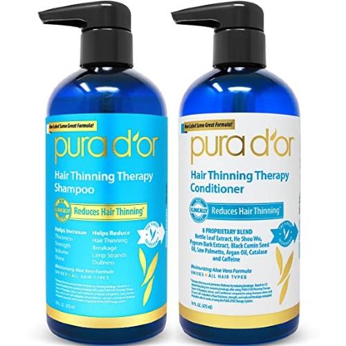 Beverly Hills Magazine PURA D'or Hair Thinning System #bevhillsmag #purador