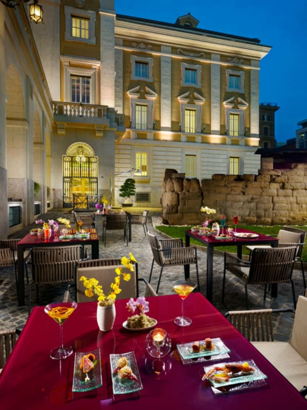 Palazzo Montemartini: Perfect Hotel in Rome, Italy #Fivestarhotels #exclusiveescapes #vacation #luxurylifestyle #italian #hotels #travel #luxury #hotels #exclusive #getaway #destinations #resorts #beautiful #life #traveling #bucketlist #beverlyhills #BevHillsMag #rome #italy #vacation #travel