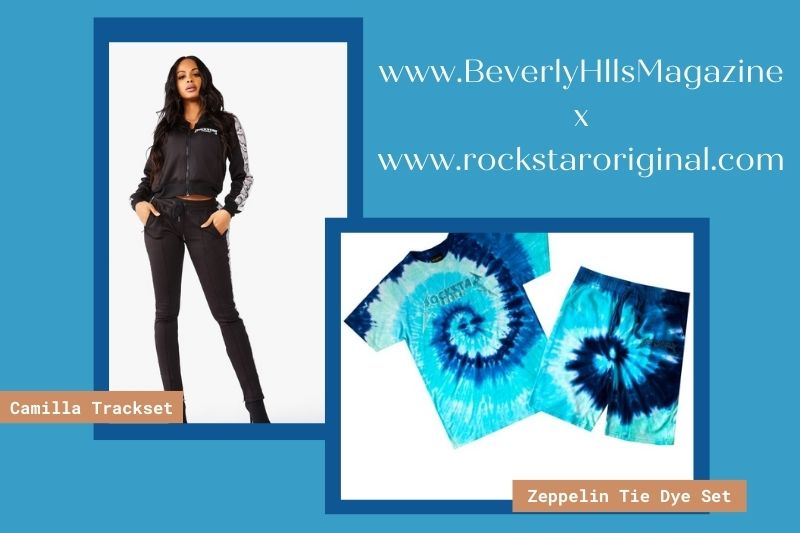 Beverly Hills Magazine Rockstar Original Brand Shop for female and male wears