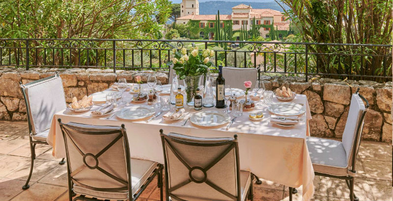 An Exclusive Vacation at Chateau Saint-Martin & Spa #france #saintmartin #frenchchateau #travel #fivestar #hotels #luxury #vacation #beverlyhills #bevhills #beverlyhillsmagazine