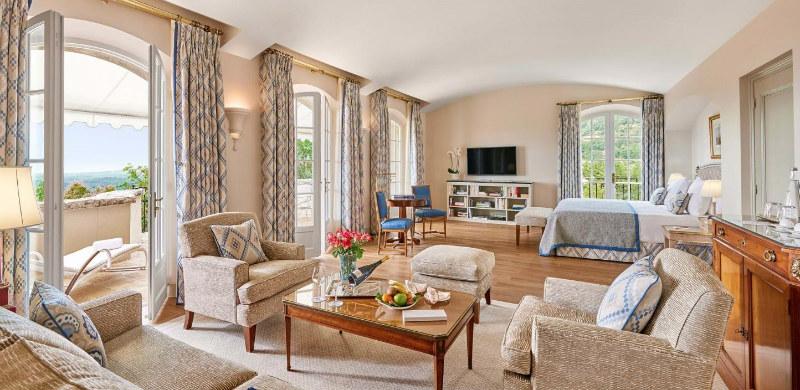 An Exclusive Vacation at Chateau Saint-Martin & Spa #france #saintmartin #frenchchateau #travel #fivestar #hotels #luxury #vacation #beverlyhills #bevhills #beverlyhillsmagazine