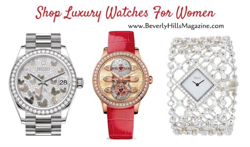 Shop Luxury Watches For Women. SHOP NOW!!! #fashion #style #shop #shopping #clothing #beverlyhills #stylesforwomen #watches #diamonds #diamond #watch #beverlyhillsmagazine #bevhillsmag #watches