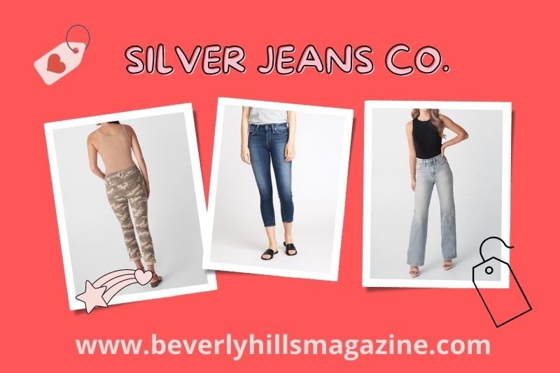 Beverly Hills Magazine Silver Jeans Co Denim Jeans