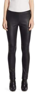 Akris Punto Leather Pants. BUY NOW!!! #beverlyhillsmagazine #bevhillsmag #shop #style #shopping #fashion