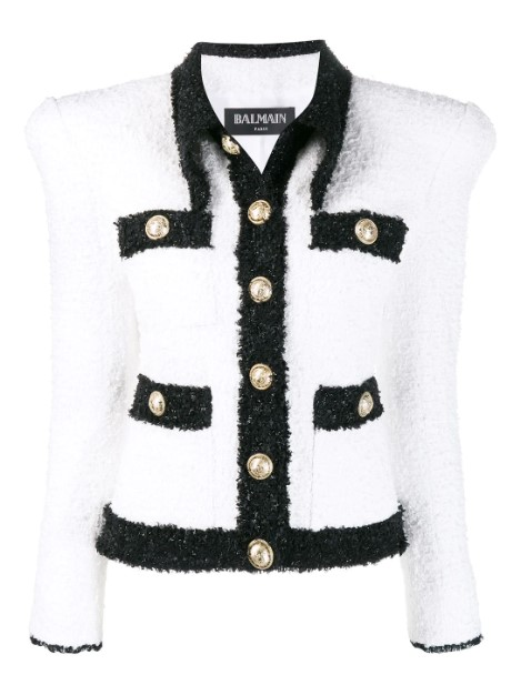 Beverly Hills Magazine Style Shop Balmain Jackets Fashion Outlet Online 2