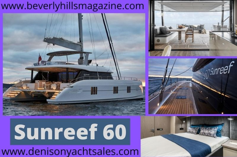 Sunreef 60: The New Leisure Yacht #beverlyhillsmagazine #beverlyhills #bevhillsmag #yachting #yachtlife #megayacht #luxuryyacht #sunreef60 #sunreefyacht #leisureyacht