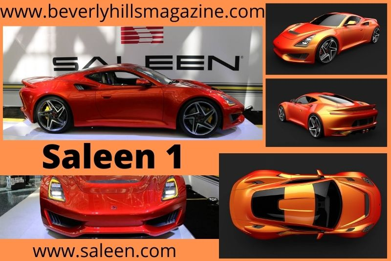 The American Sports Car: The Saleen 1