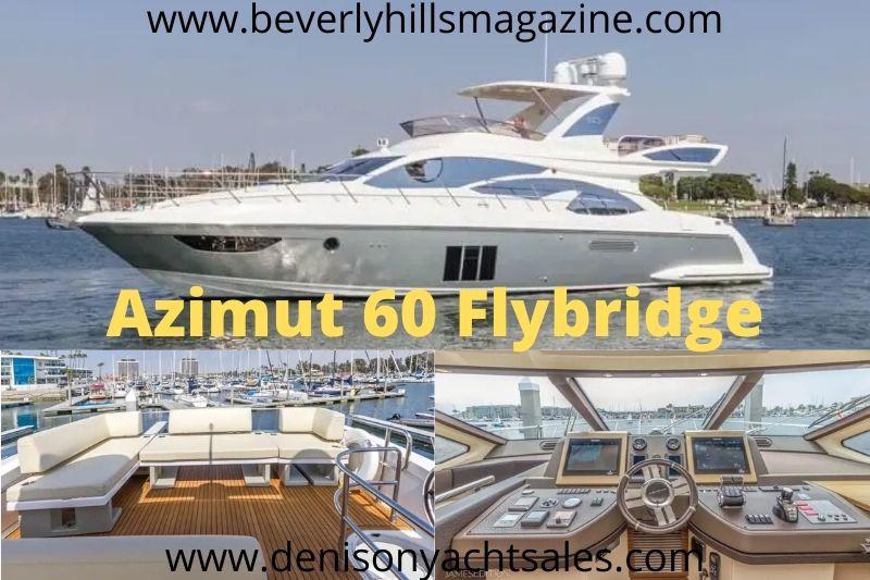 The Azimut 60 Flybridge Luxury Yacht #azimut #azimutyachts #azimut60 #azimut60flybridge #flybridge #yacht #yachts #luxury #yachting #yachtlife #bevhilllsmag #beverlyhills #beverlyhillsmagazine