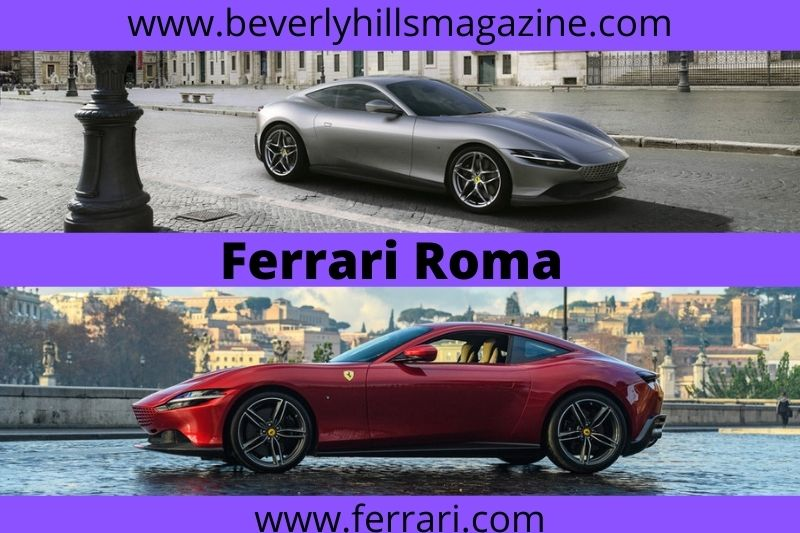 The Least Expensive Ferrari: Roma GT #beverlyhills #beverlyhillsmagazine #fastcars #coolcars #dreamcars #luxurycars #carmagazine #popularcarmagazine #Ferrari #Roma #SuperGT #sportscar #supercar,