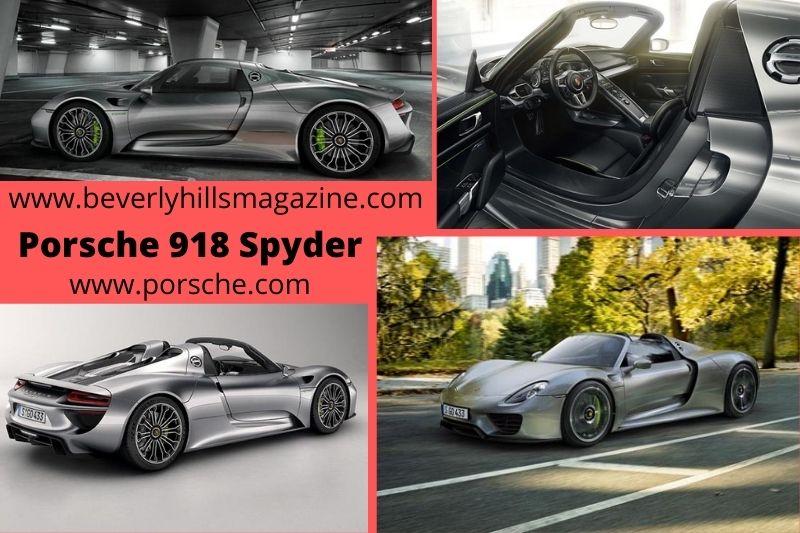 The Complete Hypercar: Porsche 918 Spyder #beverlyhills #beverlyhillsmagazine #bevhillsmag #supercar #hypercar #fastcar #luxurycar #dreamcar #poscar #exoticcar #Porsche #Porsche918spyder