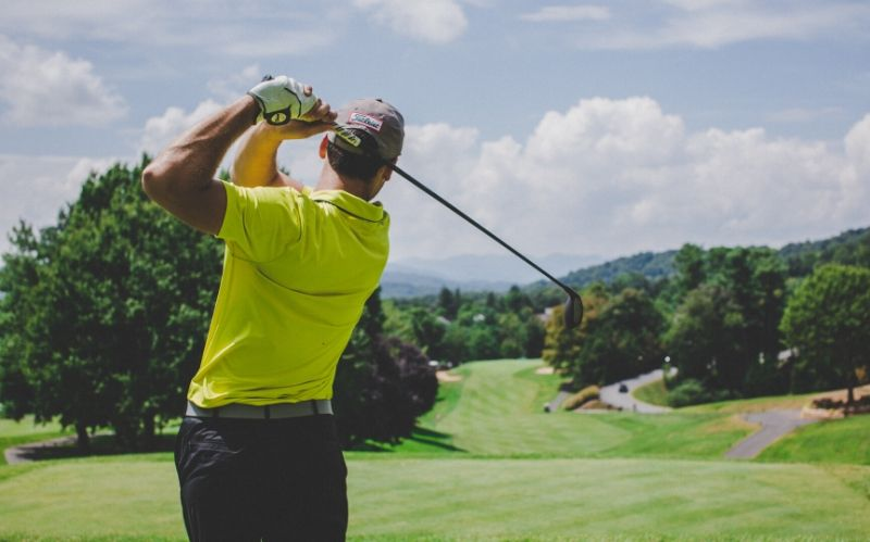 Top 8 Health Benefits of Playing Golf #golf #golfing