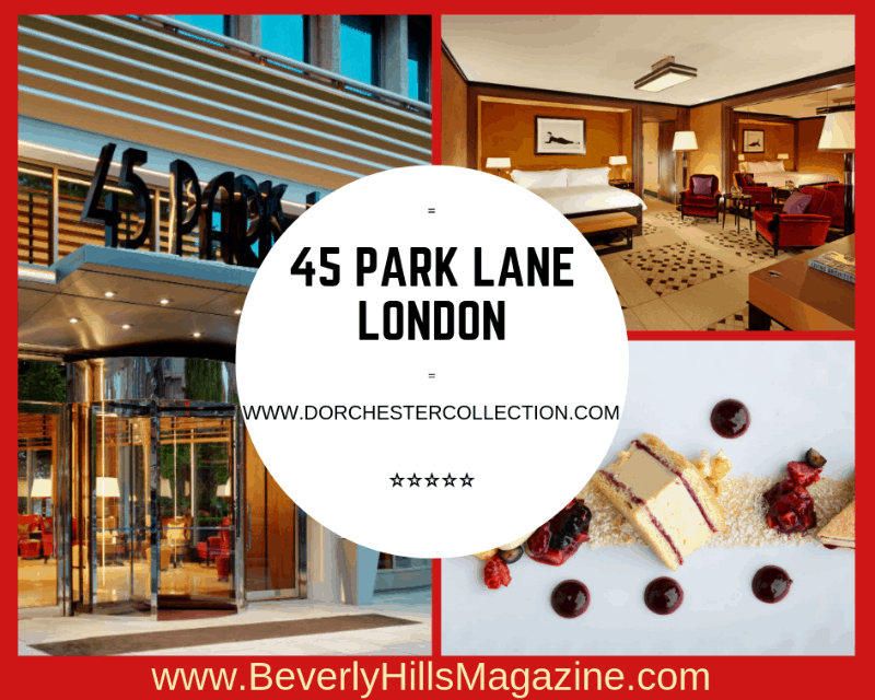 45 PARK LANE #London #Fivestarhotels #exclusiveescapes #vacation #luxurylifestyle #london #hotels #travel #luxury #hotels #exclusive #getaway #destinations #england #beautiful #life #traveling #bucketlist #beverlyhills #BevHillsMag #vacation #travel @thedorchester