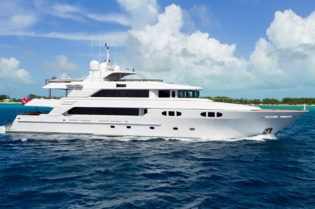 Far From It, The Superyacht 142' Richmond