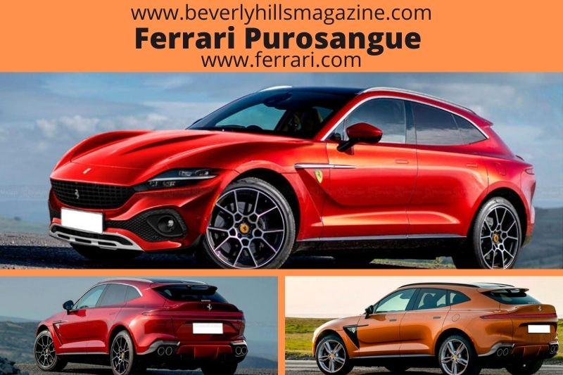 First-Ever Ferrari SUV: The Purosangue #beverlyhills #beverlyhillsmagazine #bevhillsmag #ferrariSUV #ferraripurosangue #2022ferraripurosangue #luxurySUV #carmagazine #fastcar #fastSUV #popularcarmagazine