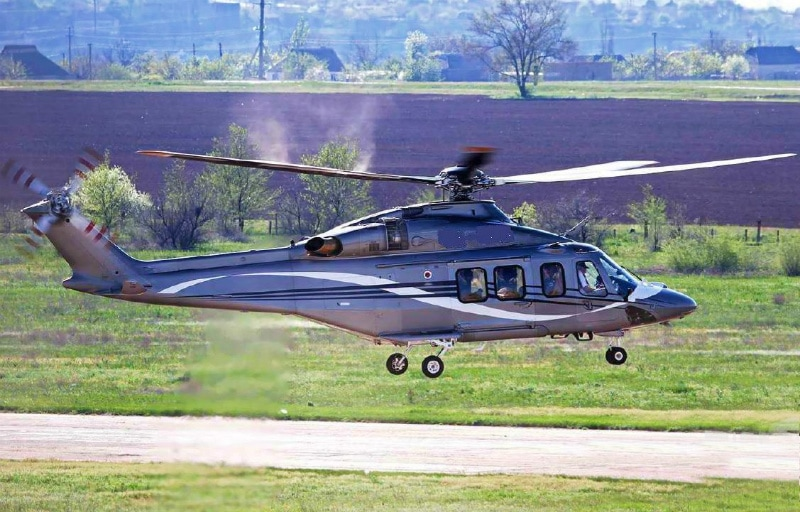 Luxury Helicopters For Sale >> Luxury Helicopter At Its Best Agusta Aw 139 Beverly