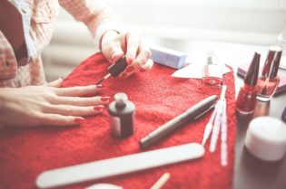 How To Manicure Your Own Nails At Home