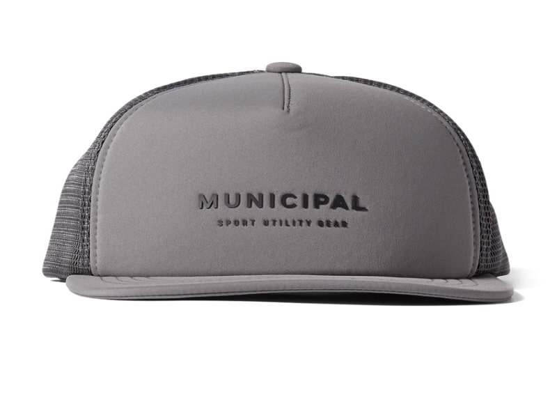 Cool fitness style for men: Municipal