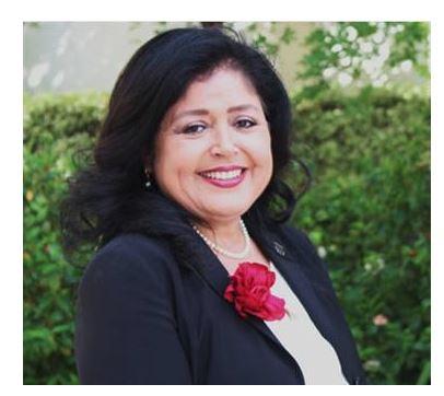 Helen Morales, Deputy Director of Rent Stabilization in #BeverlyHills