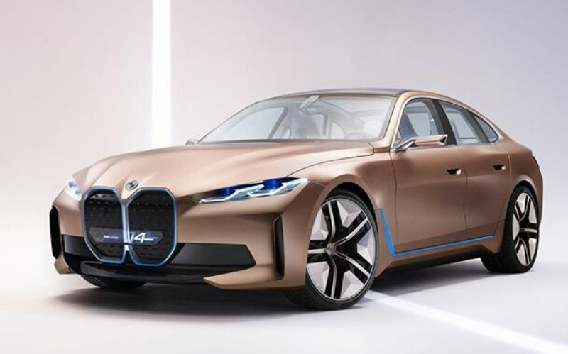 All-Electric Coupe from BMW: The Concept i4 #coolcar #fastcars #cars #dreamcars #carmagazine #pupularcarmagazine #concept #conceptcar #conceptBMWi4 #BMWi4 #BMW