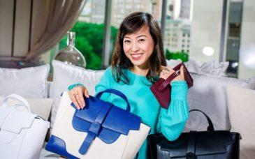 Coral Chung Brings Handbags to The Real World #Handbags
