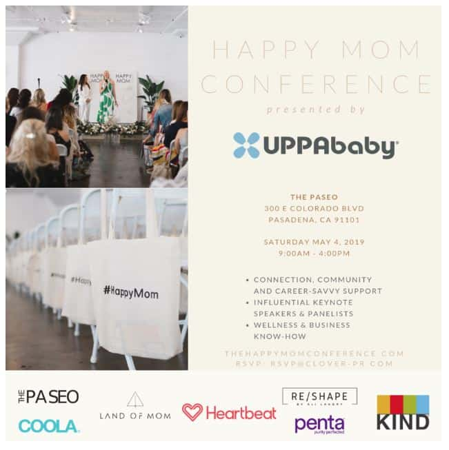 Happy Mom Conference 2019 #moms #events #motherhood #alilandry #bevhillsmag #beverlyhills #beverlyhillsmagazine