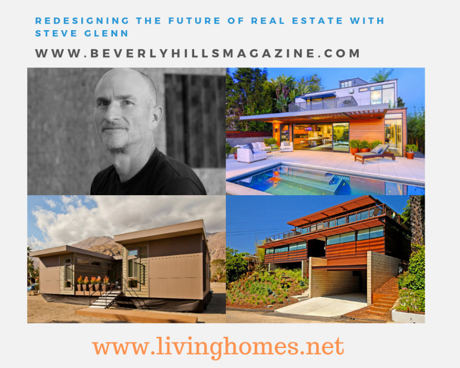 Steve Glenn with Living Homes Plant Prefab