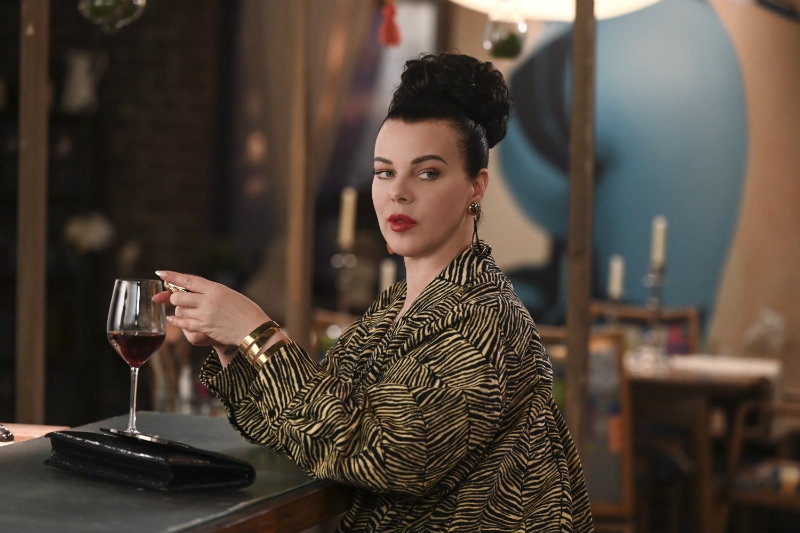 Debi Mazar Talks Womanhood, Younger & More