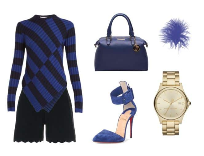 Bold Blue Style. SHOP NOW!!!