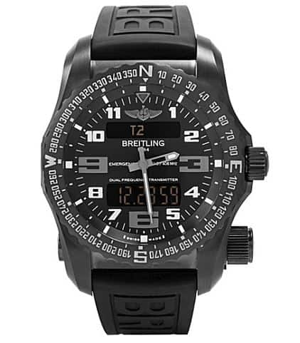 Breitling Titanium Watch. BUY NOW!!! #fashion #style #shop #styles #styleformen #manstyle #styles #shopping #clothes #clothing #guystuff #beverlyhills #beverlyhillsmagazine