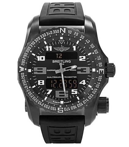 Breitling Titanium Watch. BUY NOW!!! #fashion #style #shop #styles #styleformen #manstyle #styles #shopping #clothes #clothing #guystuff #beverlyhills #beverlyhillsmagazine