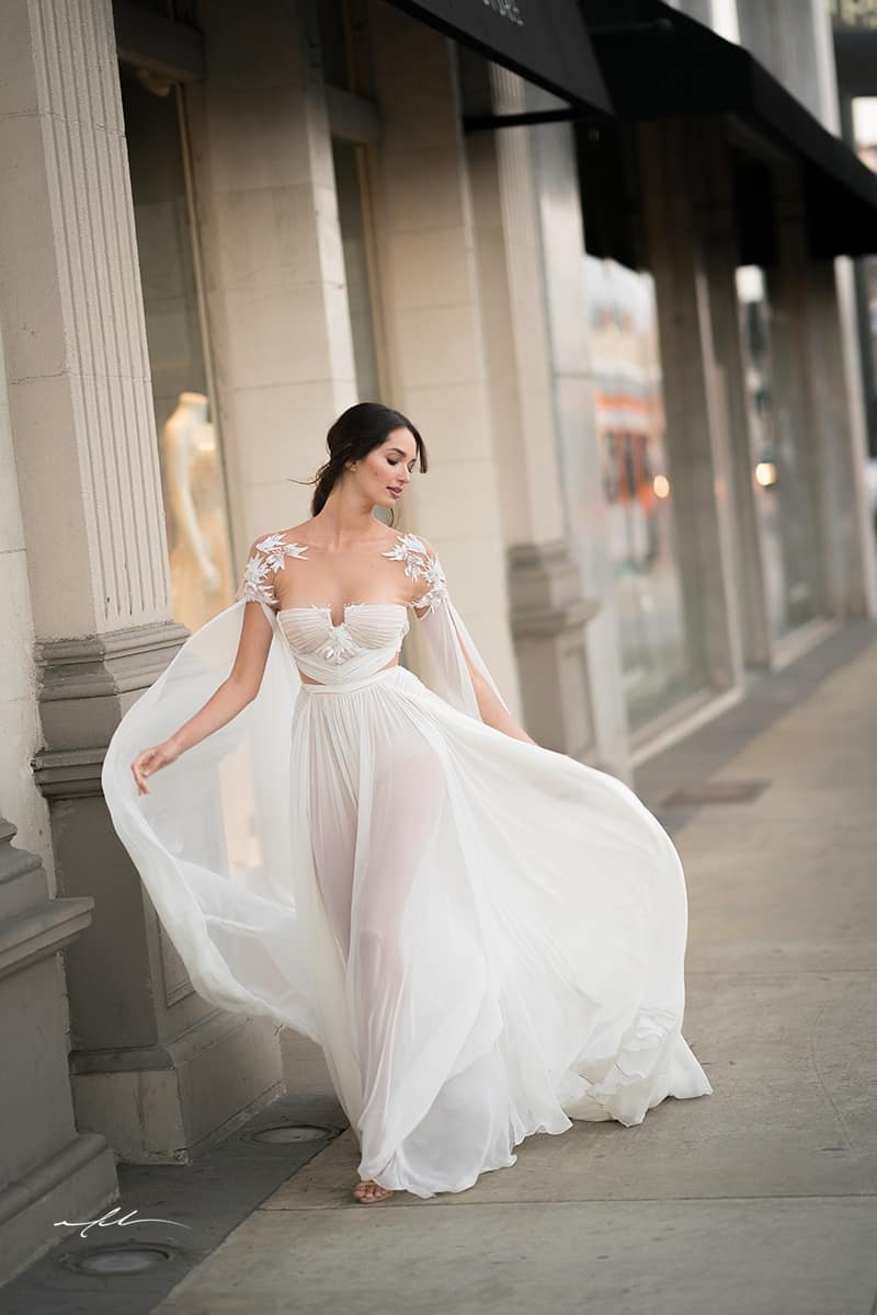 Galia LahavBridal Gowns FW' 2018