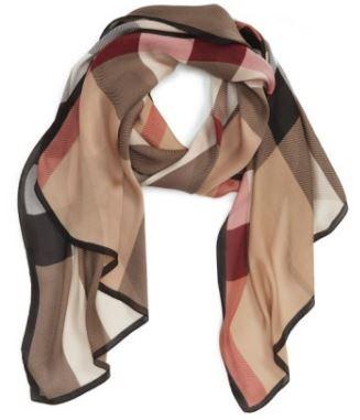 Burberry Silk Scarves. BUY NOW!!!