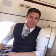 Dan Fletcher, CEO of MACRO Jets
